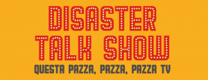 disaster talk banner